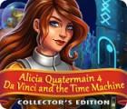 Alicia Quatermain 4: Da Vinci and the Time Machine Collector's Edition igrica