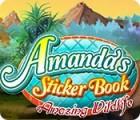 Amanda's Sticker Book: Amazing Wildlife igrica