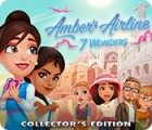 Amber's Airline: 7 Wonders Collector's Edition igrica