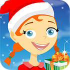 Christmas Girl Jumps igrica