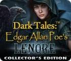 Dark Tales: Edgar Allan Poe's Lenore Collector's Edition igrica