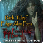 Dark Tales: Edgar Allan Poe's The Premature Burial Collector's Edition igrica
