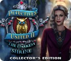 Detectives United II: The Darkest Shrine Collector's Edition igrica