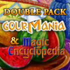 Double Pack Gourmania and Magic Encyclopedia igrica
