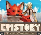 Epistory: Typing Chronicles igrica