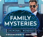 Family Mysteries: Criminal Mindset Collector's Edition igrica