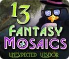 Fantasy Mosaics 13: Unexpected Visitor igrica
