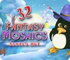Fantasy Mosaics 32: Santa's Hut igrica