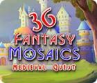 Fantasy Mosaics 36: Medieval Quest igrica