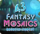 Fantasy Mosaics 43: Haunted Forest igrica