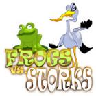 Frogs vs Storks igrica