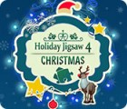 Holiday Jigsaw Christmas 4 igrica