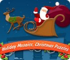Holiday Mosaics Christmas Puzzles igrica