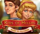 Kids of Hellas: Back to Olympus igrica