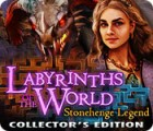 Labyrinths of the World: Stonehenge Legend Collector's Edition igrica
