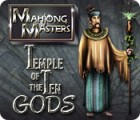 Mahjong Masters: Temple of the Ten Gods igrica