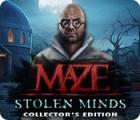 Maze: Stolen Minds Collector's Edition igrica