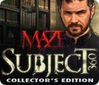 Maze: Subject 360 Collector's Edition igrica