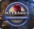 Ms. Holmes: Five Orange Pips igrica