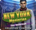 New York Mysteries: The Outbreak Collector's Edition igrica