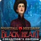 Nightfall Mysteries: Black Heart Collector's Edition igrica