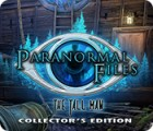 Paranormal Files: The Tall Man Collector's Edition igrica