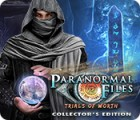 Paranormal Files: Trials of Worth Collector's Edition igrica