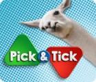 Pick & Tick igrica