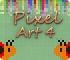 Pixel Art 4 igrica