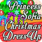 Princess Sofia Christmas Dressup igrica