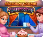 Restaurant Solitaire: Pleasant Dinner igrica