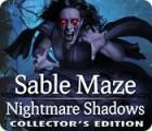 Sable Maze: Nightmare Shadows Collector's Edition igrica