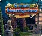 Secret Investigations: Themis igrica
