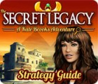 The Secret Legacy: A Kate Brooks Adventure Strategy Guide igrica