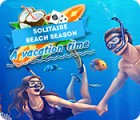 Solitaire Beach Season: A Vacation Time igrica