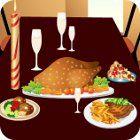 Thanksgiving Dinner Dress Up and Decor igrica