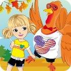Thanksgiving Turkey Dress-Up igrica