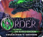 The Secret Order: Return to the Buried Kingdom Collector's Edition igrica