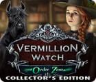 Vermillion Watch: Order Zero Collector's Edition igrica