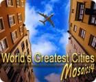 World's Greatest Cities Mosaics 4 igrica