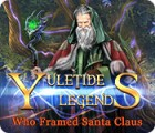 Yuletide Legends: Who Framed Santa Claus igrica
