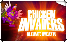 Chicken Invaders 4: Ultimate Omelette premijum igrica