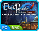 Dark Parables: The Exiled Prince Collector's Edition omiljena igrica