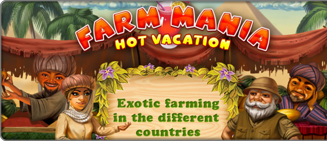 Farm Mania: Hot Vacation ekskluzivna igrica