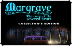 Margrave: The Curse of the Severed Heart Collector's Edition premijum igrica