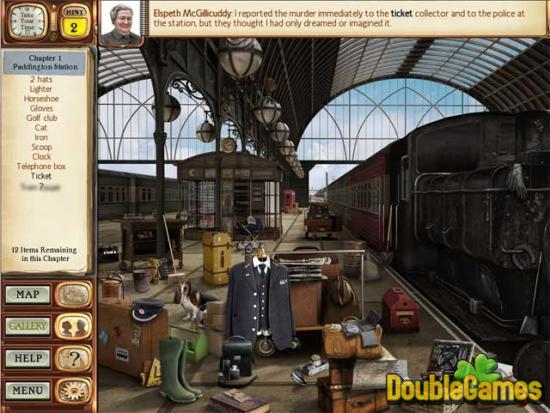 Free Download Agatha Christie 4:50 from Paddington Screenshot 1