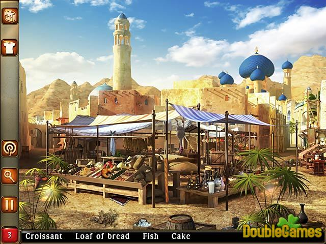 Free Download Aladin and the Wonderful Lamp: The 1001 Nights Screenshot 3