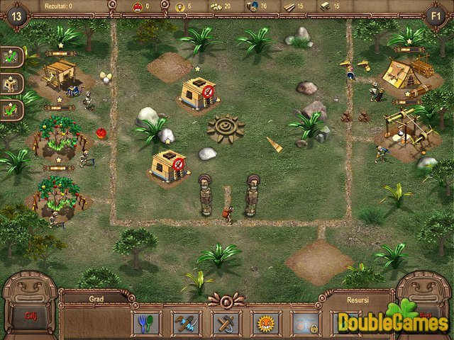 Besplatno download ekrana Aztec Tribe 3