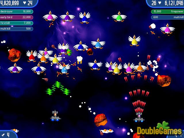 chicken invaders 2 full version tpb