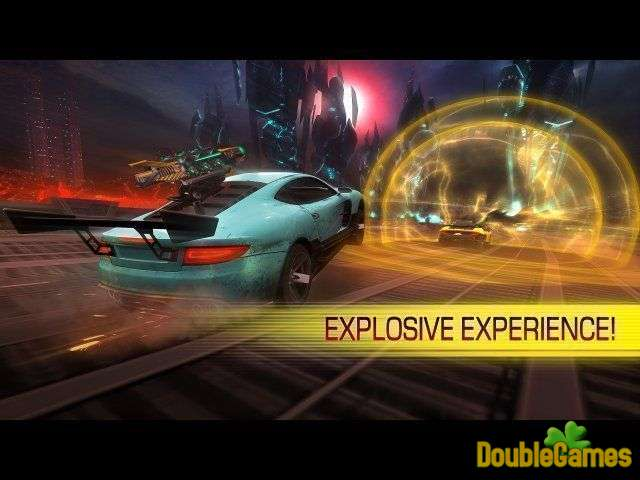 Free Download Cyberline Racing Screenshot 3